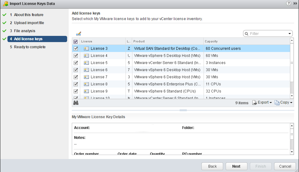 how to get vmware license key
